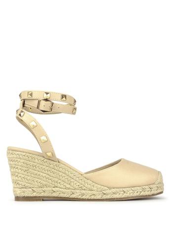 Betts beige Summer Wedge Espadrilles 62307SH1FDCFFDGS_1