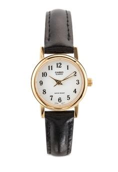 LTP-1095Q-7B 皮革女性圓錶