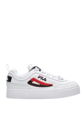 new arrival b731e b5fcf HYBRID COURT-A Platform Sneakers
