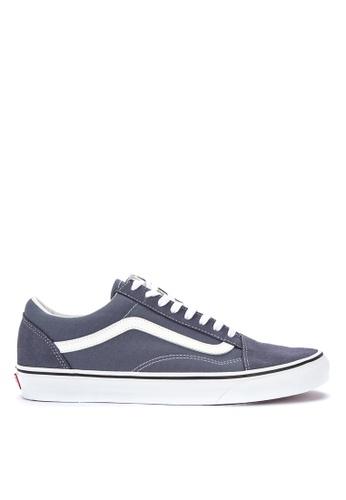 Vans blue Old Skool Sneakers 81C0CSH68D838DGS_1