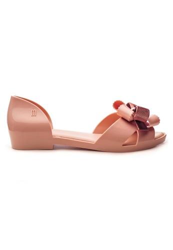 Melissa pink Melissa Seduction III Ad (Light Pink) ME121SH0SIGIMY_1