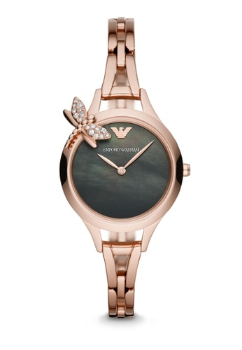 2be4e78da67d Buy Emporio Armani Aurora Analog Watch AR11139 Online on ZALORA Singapore