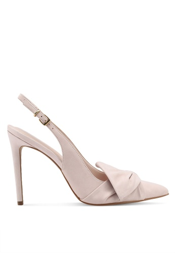 ALDO 粉紅色 Separation Slingback Heels 6C10CSH4A84222GS_1