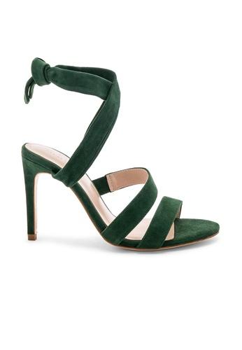 Chrissy Teigen green x REVOLVE Stass Heel FC726SH903EE50GS_1