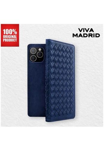 Viva Madrid blue Viva Madrid - Case iPhone 11 Pro Max 6.5 - Tejido - Navy Blue 9E5A8ES4E37D5DGS_1