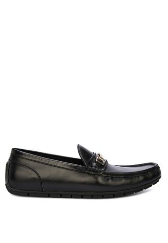 ALDO black Meledor Loafers 5E90ASHF6D29DFGS_1