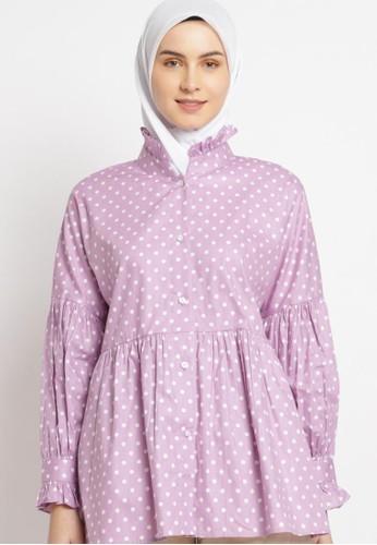 KLA Itang Yunasz lilac purple Elly Lilac 093CDAA68EF8B1GS_1