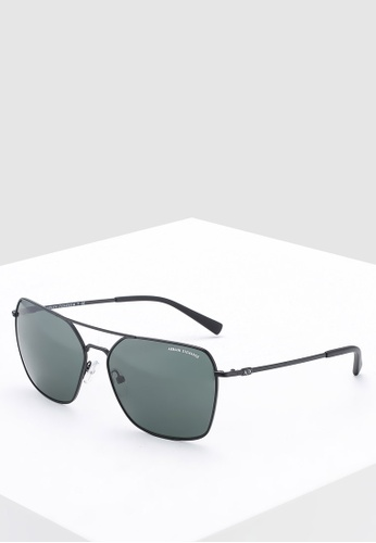 fa861779eef99 Shop Armani Exchange Forever Young AX2029S Sunglasses Online on ZALORA  Philippines