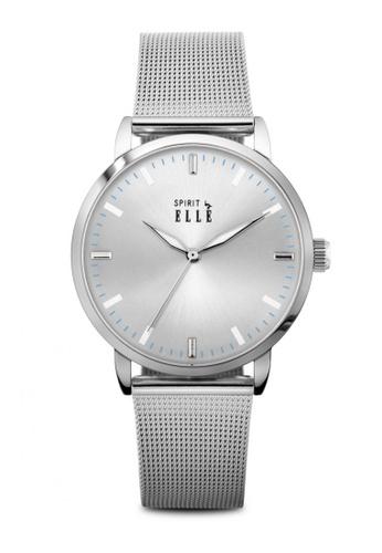 ELLE silver Fashion Ladies Watch EL900AC71ILOMY_1
