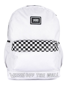 e6905807be43d Vans grey Sporty Realm Plus Backpack 56B4FACA36B8E8GS 1