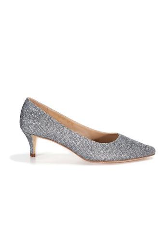 Shu Talk grey Glitter Me Elegant Medium High Heels 8060ASH39C878DGS_1