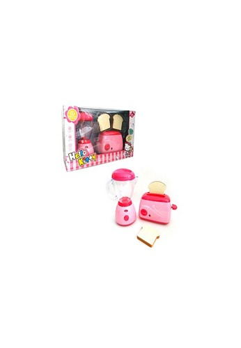 LOZ INDONESIA multi HELLO KITTY H 9313CD Juicer and Bread Maker B579FTH8BD645DGS_1