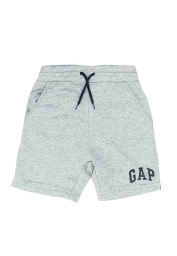 GAP grey Logo Shorts A03E3KADF5B760GS_1