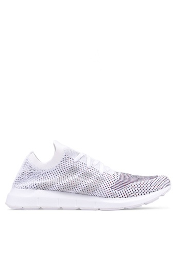 adidas white adidas originals swift run pk sneakers 13E8FSH306C800GS_1
