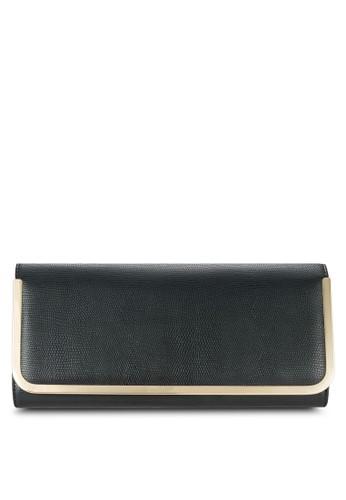 Bidwell 壓紋手拿包, 包, esprit香港分店飾品配件