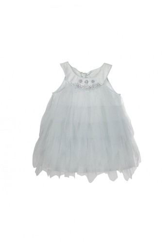 Luna Luna blue Jewel Baby Dress 16694KA5522FCCGS_1