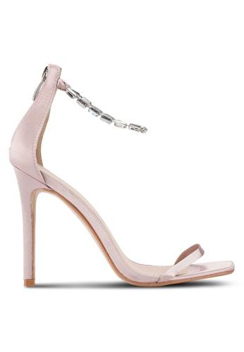 Public Desire pink Rizzo Heels 31AC0SHD8B3408GS_1