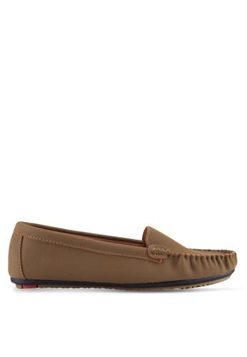 Noveni 褐色 Casual Loafers NO978SH71VTSMY_1