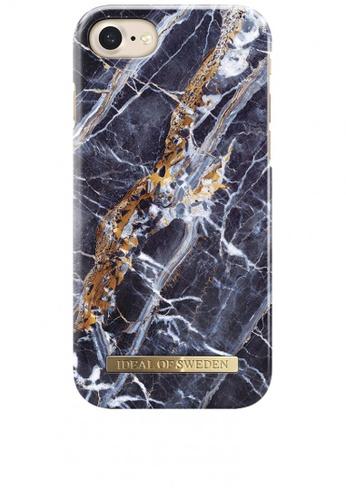 iDeal of Sweden blue Fashion Case iP6,7,8 Midnight Blue Marble ID232AC0KFJ6PH_1
