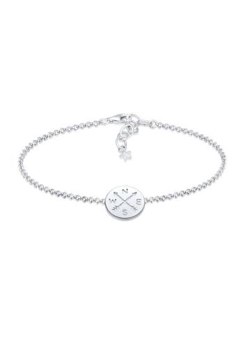 ELLI GERMANY silver Elli Germany Bracelet Compass Talisman Travel Wanderlust 925 Sterling Silver 825BCAC60E181AGS_1