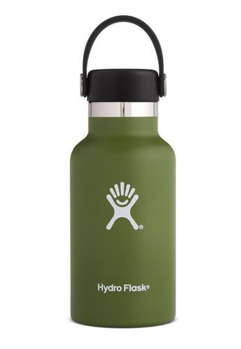 Hydro Flask green Hydro Flask Standard Mouth Olive - 12OZ C3227AC38C733FGS_1