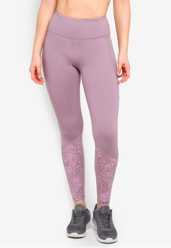 Cotton On Body multi Tempo Mesh Panelled Tights BC87CAA3286475GS_1