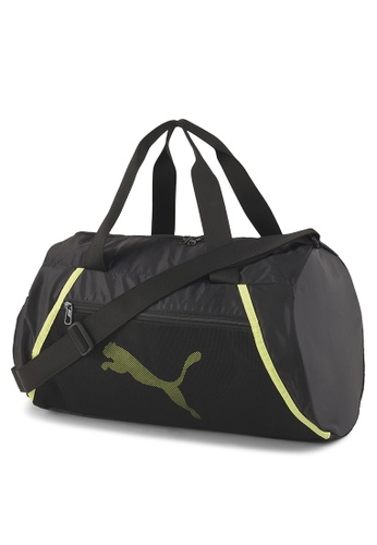 PUMA black Essentials Barrel Bag 0AEC3AC8AC4EE1GS_1