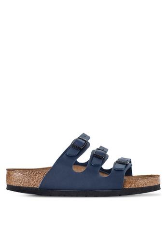 6d1a24489434 Shop Birkenstock Florida Birko-Flor Soft Footbed Sandals Online on ZALORA  Philippines