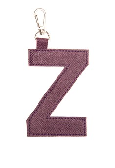 Letter Z Milano Key Holder