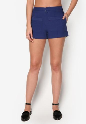 esprit官網基本款短褲, 服飾, 短褲