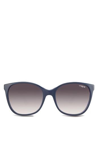 雕花休閒太陽眼鏡, 飾品配件, 3D Brazalora鞋id