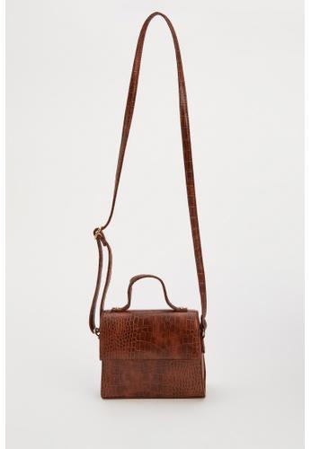 DeFacto brown Woman Shoulder Bag E5D39ACC1B42F4GS_1