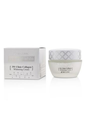 3W Clinic 3W CLINIC - Collagen White Whitening Cream 60ml/2oz B43D1BEDAF6682GS_1