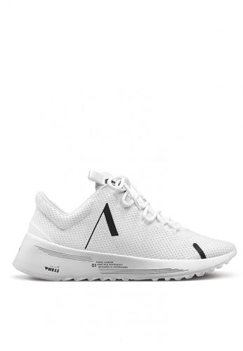 ARKK Copenhagen white Axionn Mesh PWR55 White Black-W 730FESH58A9D7BGS_1
