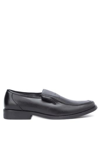 Preview black Men's Formal Shoes PR211SH44GNVPH_1