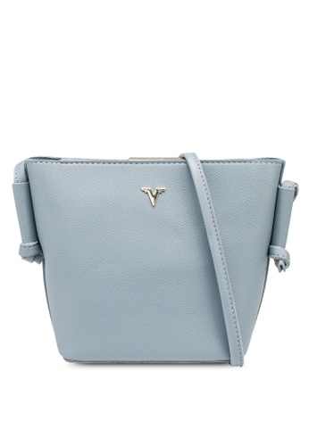 Verchini blue Savvy Party Bag B0A01ACDE48731GS_1