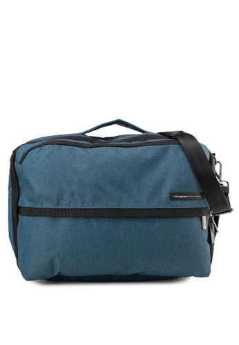 Hedgren blue Focal 3 Way Briefcase Backpack F74CEACF7A9EB3GS_1