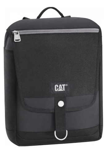 Caterpillar black CAT The Giants Hulk Tablet Laptop Backpack 48A3EACC065BCEGS_1