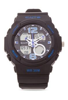 Digital and Analog Watch AD1503