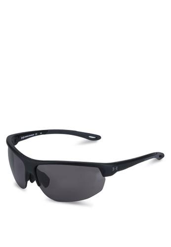 Under Armour black UA 0002/G/S Sunglasses 8C64DGLCCF8F60GS_1
