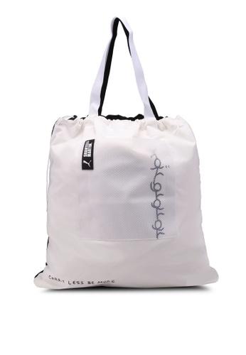 Puma Select white Puma X Shantell Martin Shopper Bag 28A4DAC1790B20GS 1 45e03e113d