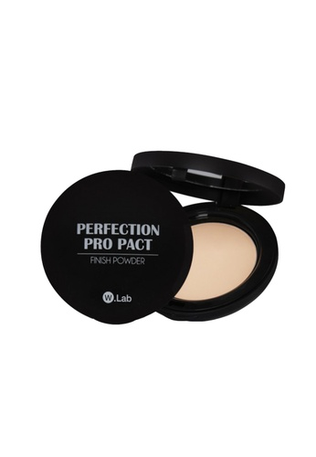 W.Lab beige Perfection Pro Pact #21 Light Beige WL257BE0F7G2SG_1