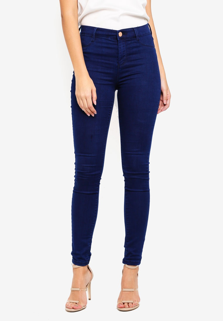 Perkins Blue Jeans Blue Frankie Dorothy Rich 7R0xqqB