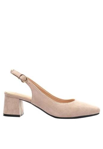Twenty Eight Shoes 繞踝帶粗踭鞋132-9A 5A8F4SHD0C9D1DGS_1