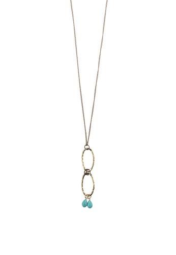 Senantrasa 環環相扣項鍊, 飾品配esprit台灣官網件, 飾品配件