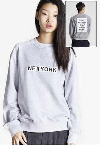 Lovesprit outlet 台中e City New York 長袖衫, 服飾, 服飾