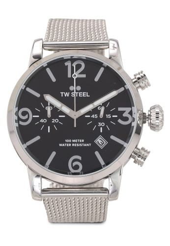 TW Steel silver Maverick MB13 Watch 3FC56AC41072E8GS_1