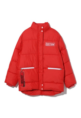 LOS ANGELES PROJECT -FASHION red Édition Puffer Jacket. 95963AAC5C8919GS_1