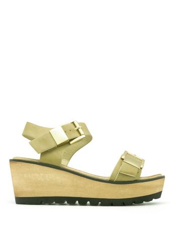 "Carlo Rino beige Carlo Rino 33300-A013-31 2.5""Sandal Wedges Platform (Beige) FE3C0SH1FACEA1GS_1"