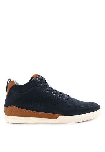 Kickers navy Sneakers Men Shoes Kcm2926 4ABB2SHCF6EBA1GS_1